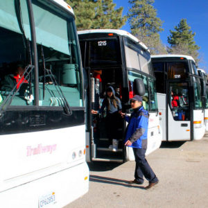 Ski Bus Program - Blue Angel Snow Camp for Kids