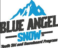 Blue Angel Snow Winter Ski Camp for Kids