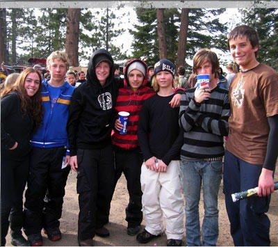 Burton Snowboard's Chill Program Empowers Youth through boardsports
