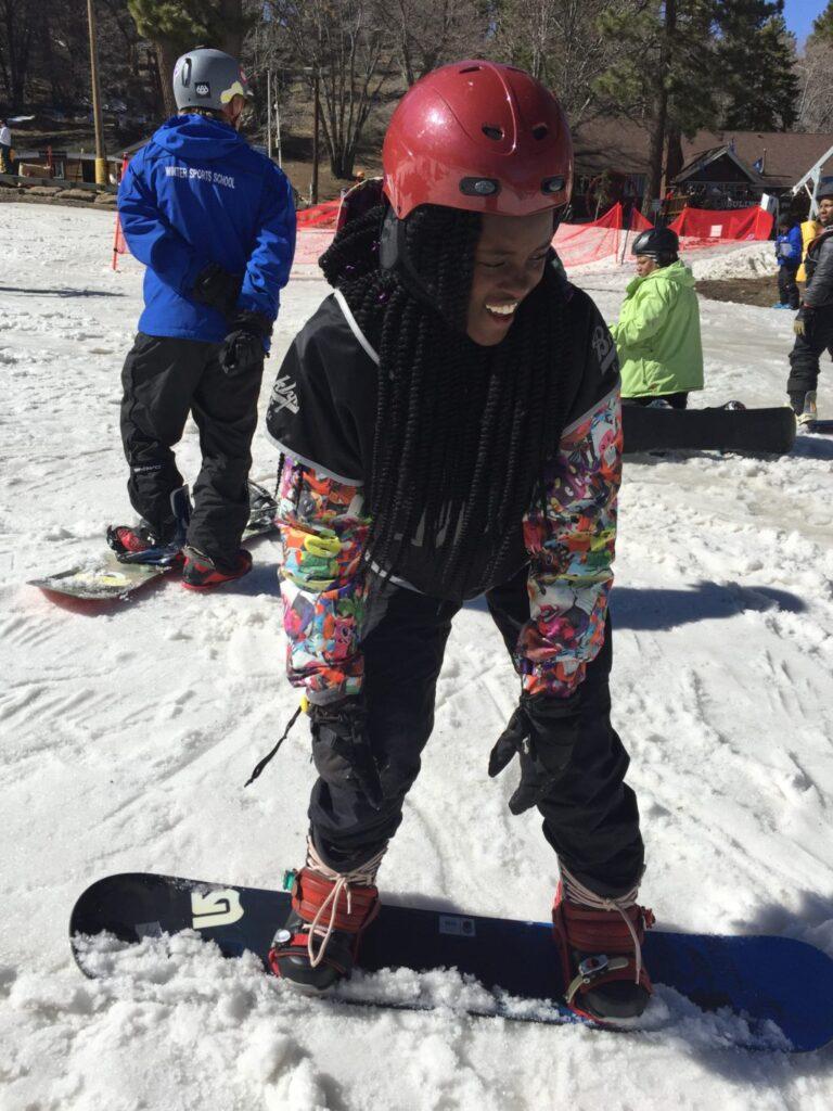 Burton Snowboards Chill LA Foundation