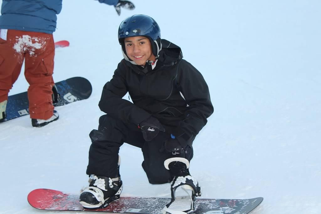 Teaching Life Skills Through Board sports